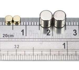 Epinganillo Nano iman medidas