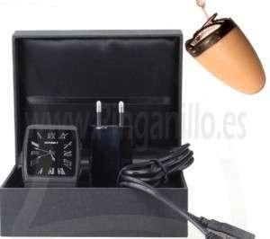 Pinganillo con Reloj