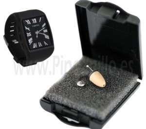 Pinganillo reloj