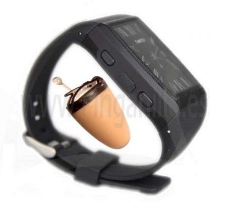 Pinganillo reloj sin collar